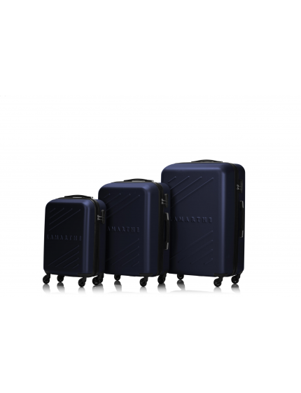 BIRMINGHAM - Set de 3 valises navy