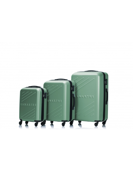 BIRMINGHAM - Set de 3 valises mint